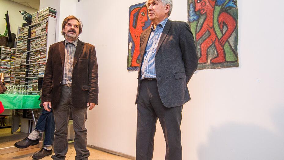 Воронежская галерея современного искусства «Х.Л.А.М.» отметила 7–летие