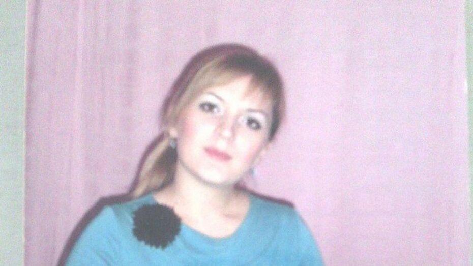 В Воронежской области пропала 26-летняя мать 2 детей