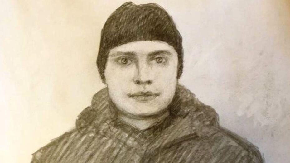 Воронежцев попросили помочь в поисках эксгибициониста по рисованному портрету