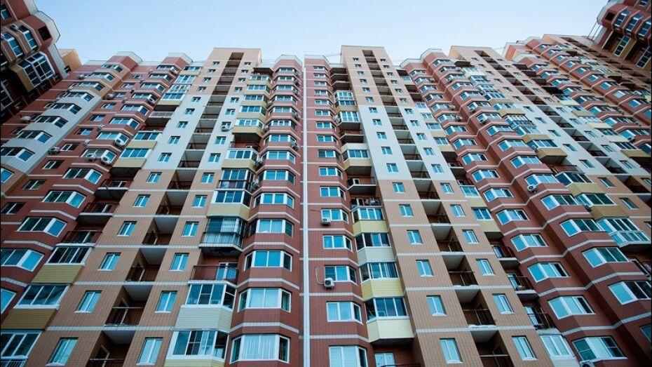 Мэрия Воронежа утвердила проект застройки ветхого квартала в Советском районе