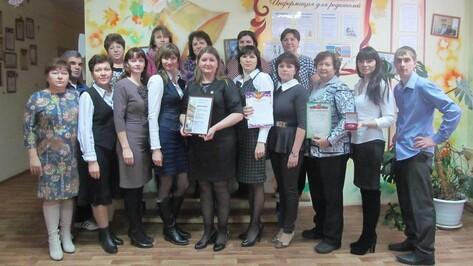 Поворинская школа вошла в сотню лучших в России