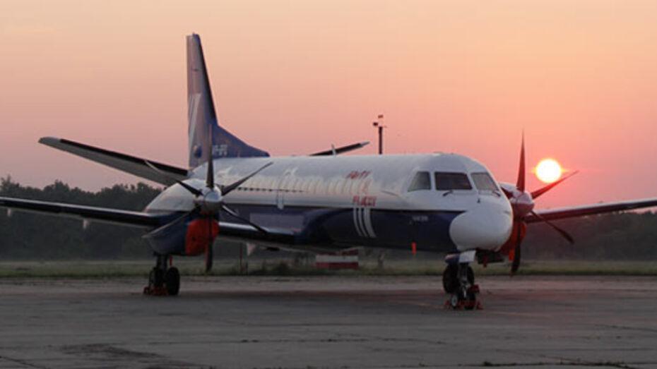 Воронежский аэропорт работает в штатном режиме