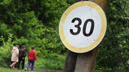 Дальше будешь. Нужно ли в Воронеже снизить скорость движения автомобилей до 30 км/ч