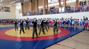 Подгоренцы завоевали 10 медалей на областном турнире по греко-римской борьбе