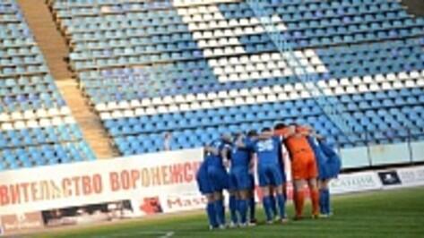 Воронежский «Выбор-Курбатово» разгромил дебютантов второго дивизиона