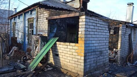 Девушка погибла на пожаре в Воронежской области