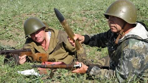 Под Богучаром реконструируют последний бой 8-й роты на подступах к Донской переправе
