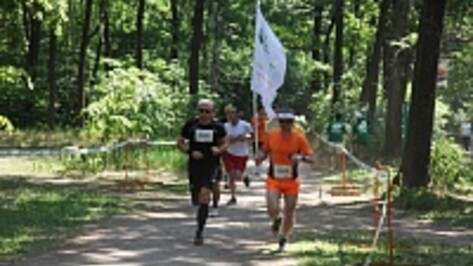 В Воронеже прошел третий «Зеленый марафон» Сбербанка