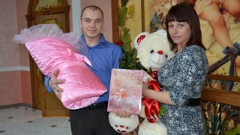 Первую в 2016 году новорожденную россошанку назвали Ариной