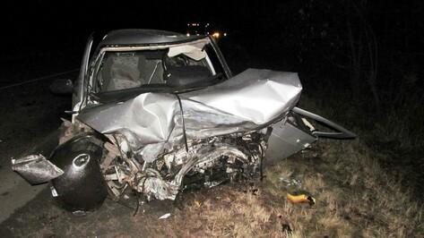 В Таловском районе в ДТП 1 человек погиб и 3 госпитализированы