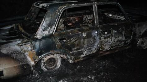 Серийный угонщик попался в Воронеже на поджоге «шестерки»