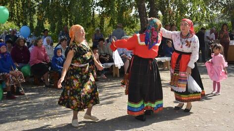 В Нижнедевицком районе отпраздновали юбилей села