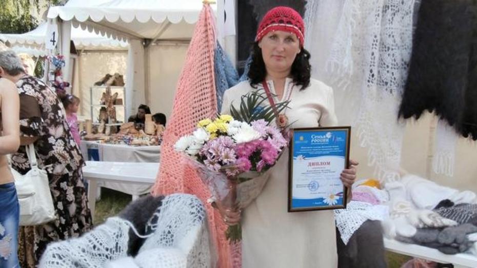 Жительница Новохоперского района заняла второе место во Всероссийском конкурсе  «Семья России»
