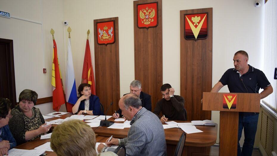 Борисоглебск выделил более 1 млн рублей на гранты ТОСов