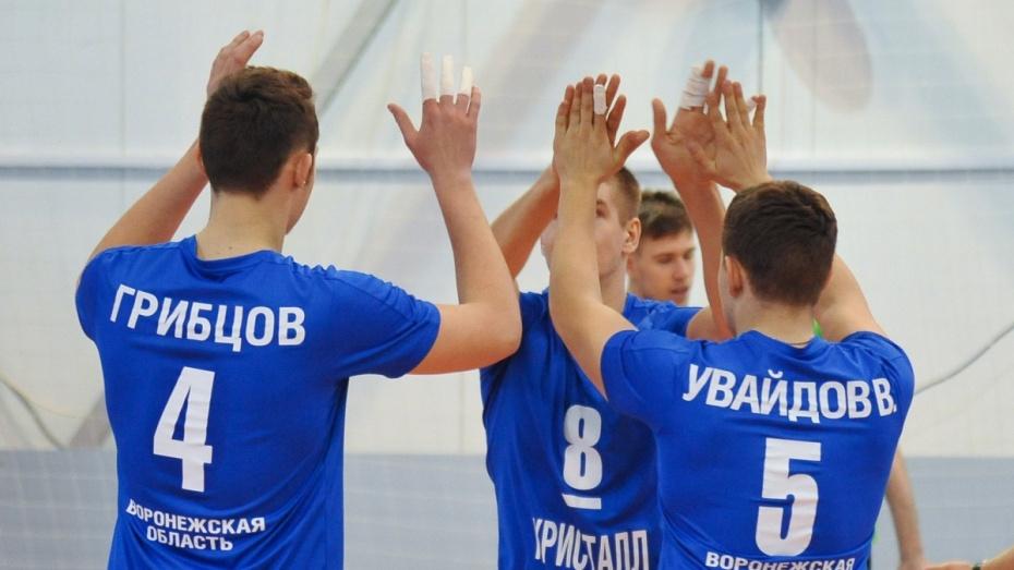 Воронежский «Кристалл» одержал волевую победу в Финале шести
