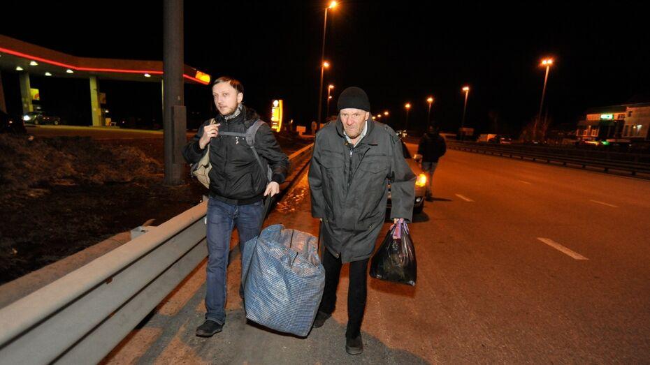 Освобожденный из рабства в Махачкале Петр Никулин вернулся в Воронеж