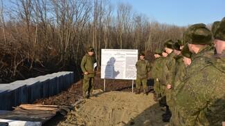 В Кантемировке наградили строителей железной дороги в обход Украины