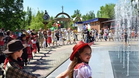 В городском парке Лисок появятся 2 новые детские площадки