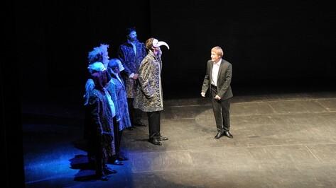 Камерный театр покажет воронежцам новое прочтение «Бориса Годунова»