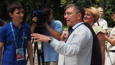 Тележурналист Евгений Ревенко: «Надо рассказать о воронежских красотах»