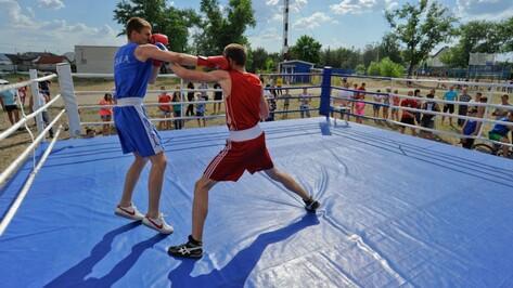 Спортивный фестиваль «Сборная страны» пройдет в Воронеже