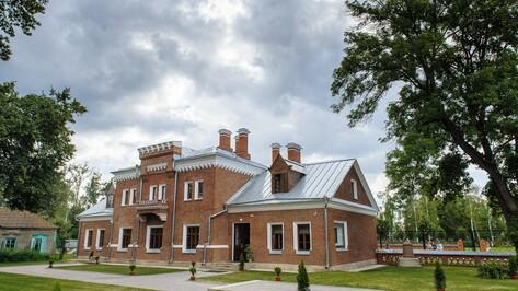 Под Воронежем открылся музей Дворцового комплекса Ольденбургских