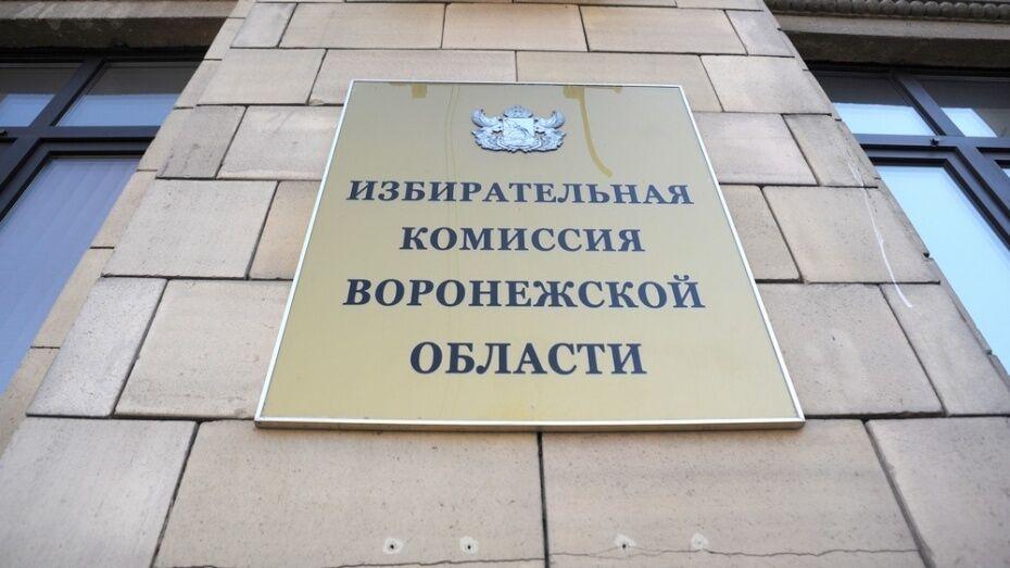 Зампредседателя воронежского избиркома стал Владимир Мещеряков