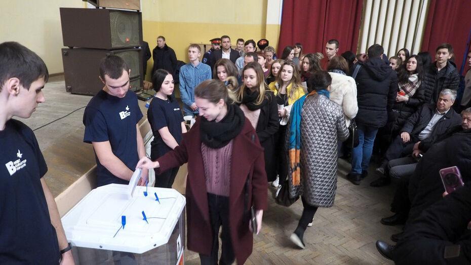 Воронежцы проголосовали за создание зеленого пояса вокруг города