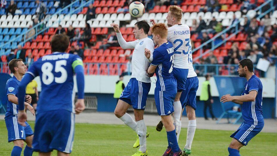 Тренер «Волгаря» в Воронеже: «Желаю