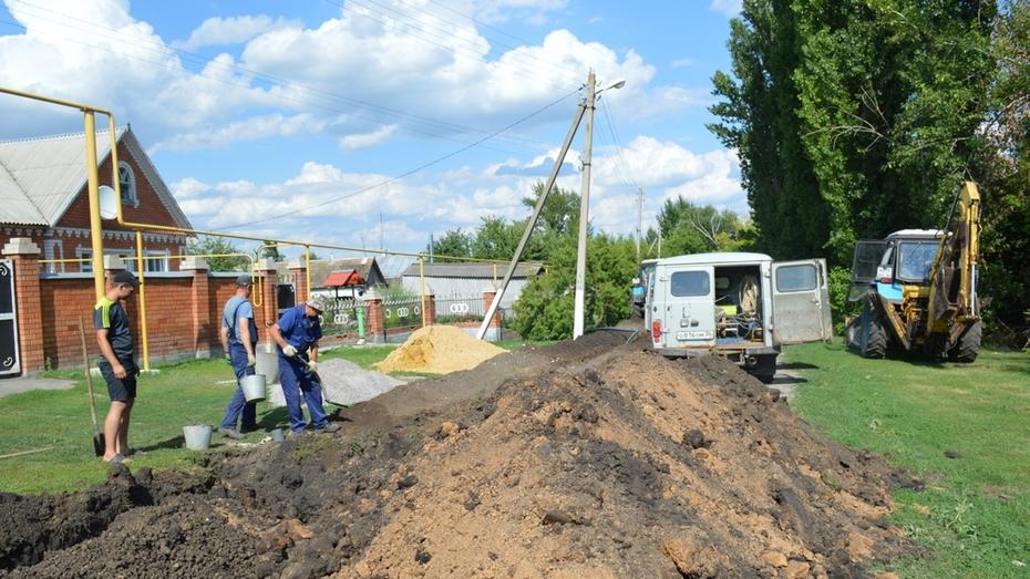 В подгоренском хуторе построят водопровод за 4 млн рублей