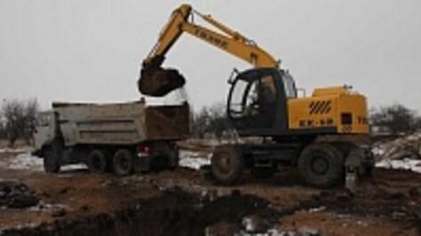 В Каширском районе начато строительство физкультурно-оздоровительного комплекса