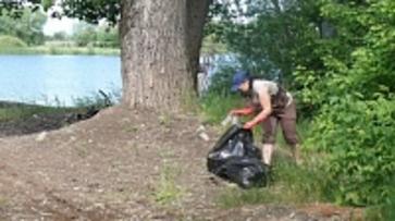 Грибановцы приняли участие в акции «Чистый берег»