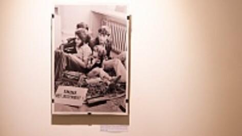 В Воронеже открылась выставка «дневниковых» фотографий об авангардистах 1970-х
