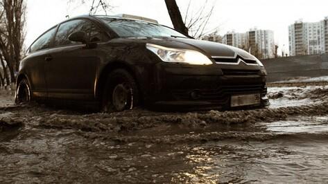 Власти потратят до 6,7 млн рублей на содержание ливневок в Воронеже