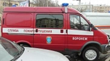 В Воронеже из-за пожара в квартире погиб мужчина