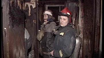 В Воронеже на пожаре в пятиэтажке погибла 89-летняя женщина