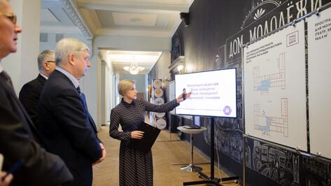 Коворкинг и зал-трансформер. Как хотят преобразить здание Мариинской гимназии в Воронеже