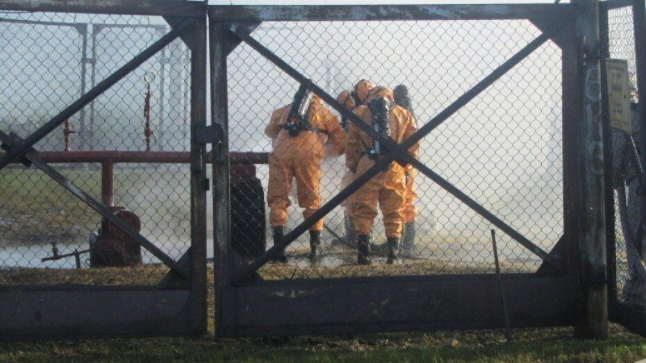Глава ГУ МЧС: «Людей из воронежских сел у аммиакопровода обеспечим противогазами»
