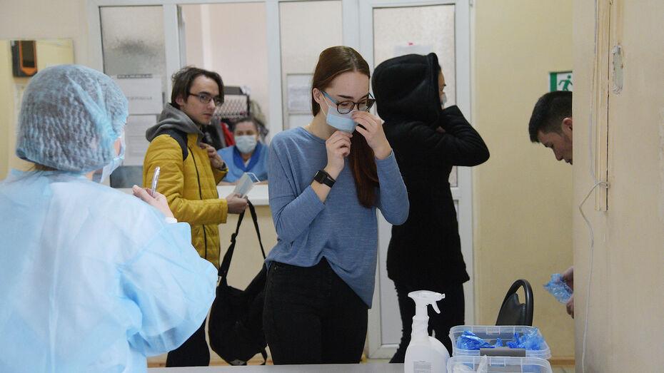 Коронавирус неделю подряд ставит антирекорды в Воронежской области