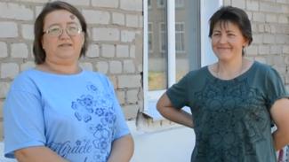 Жители воронежского совхоза Воробьевский: «ЧП не повлияло на наш гражданский долг»