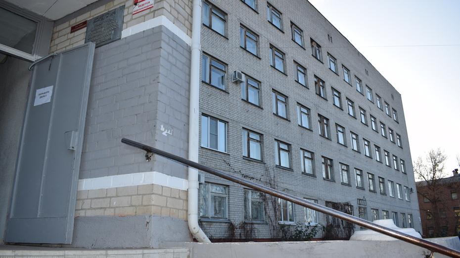 У больницы в Воронежской области нашли мертвым пожилого пациента