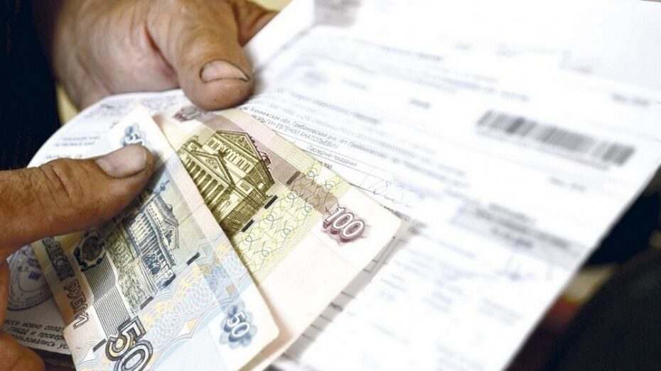 Воронежским семьям возместили 831 млн рублей на оплату услуг ЖКХ