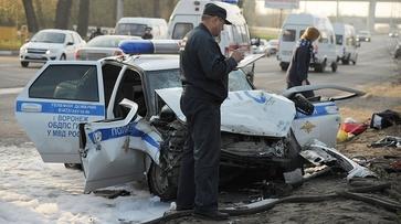 Еще два человека скончались в воронежской больнице после ДТП с участием машины ГИБДД