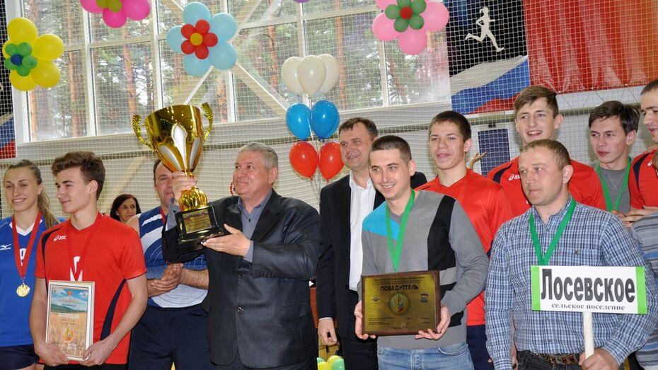 В Павловском районе назвали самое спортивное сельское поселение