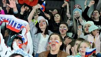 Воронежцы смогут посмотреть футбольные матчи ЧМ под открытым небом