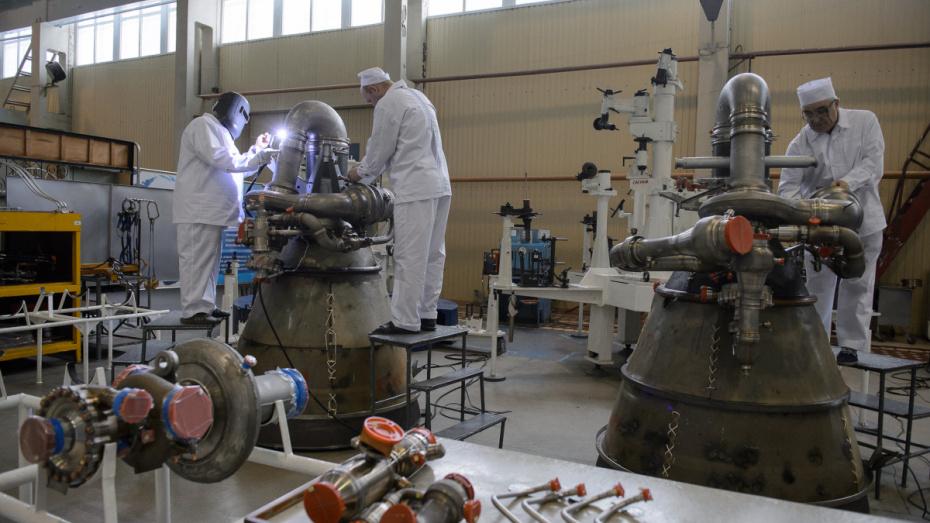 Воронежский мехзавод и КБХА войдут в холдинг космического двигателестроения в 2019 году