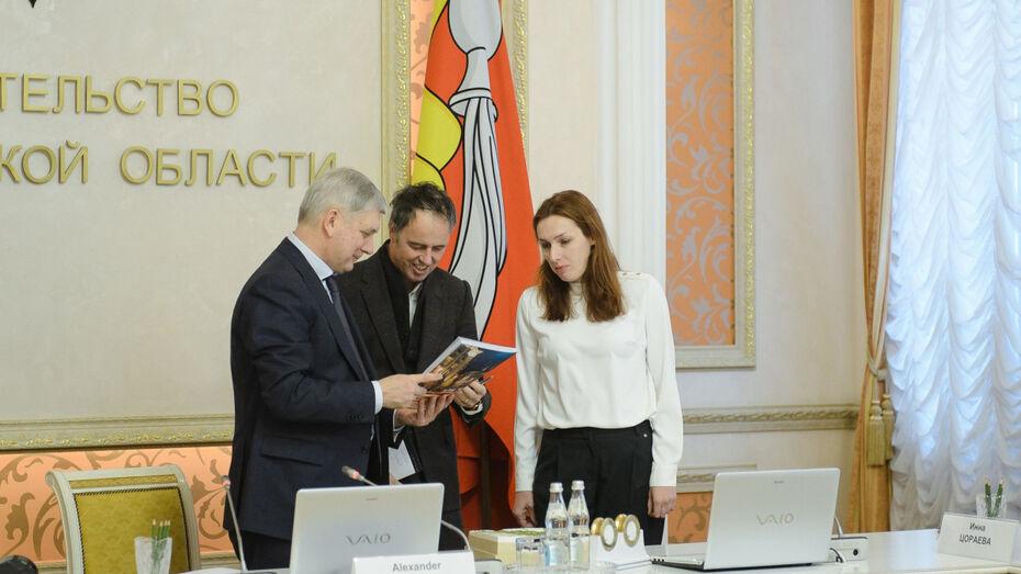 Глава Воронежской области назвал проект развития Центрального парка «очень красивой идеей»