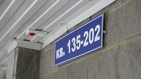 Арендная плата за однокомнатную квартиру в Воронеже составила менее 12 тыс рублей