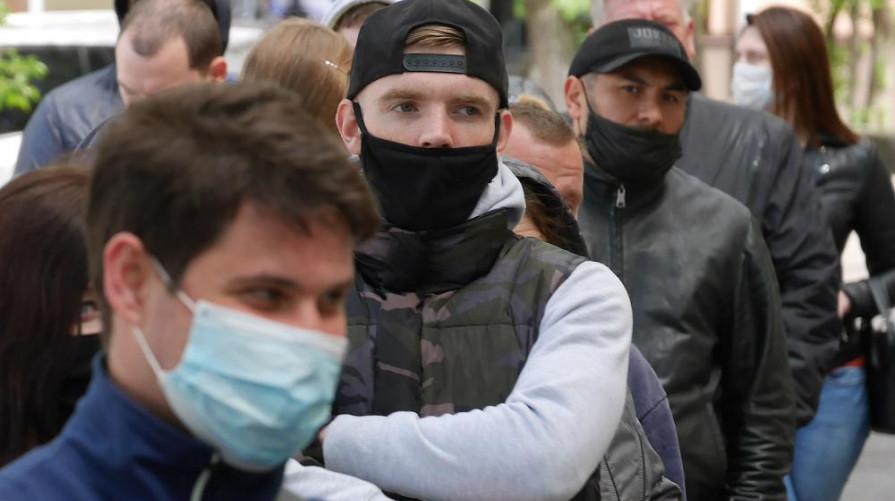 Как часто воронежцы меняют маски и затор на Северном мосту: что обсуждают в соцсетях