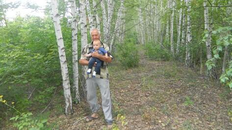 Люди Воронежской области. Фермер вырастил 9 детей и 480 тыс деревьев
